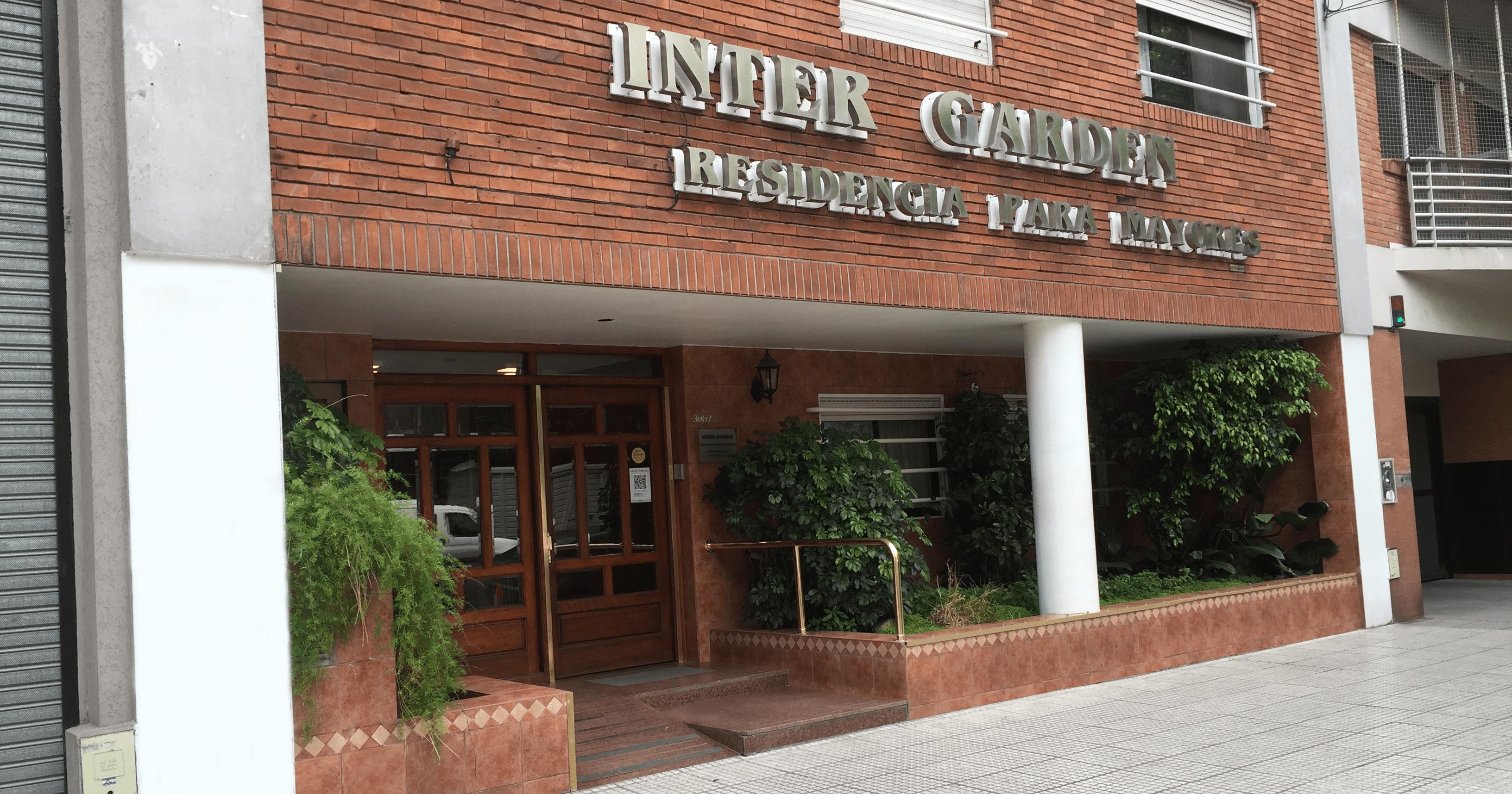 Entrada Inter Garden